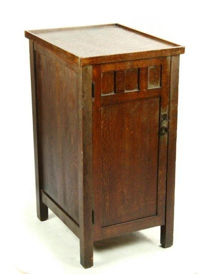 Rare Edison Record Cabinet for a B-60