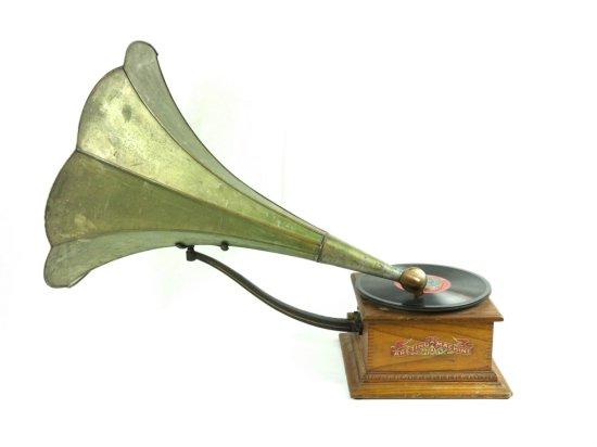 Aretino Disc Phonograph