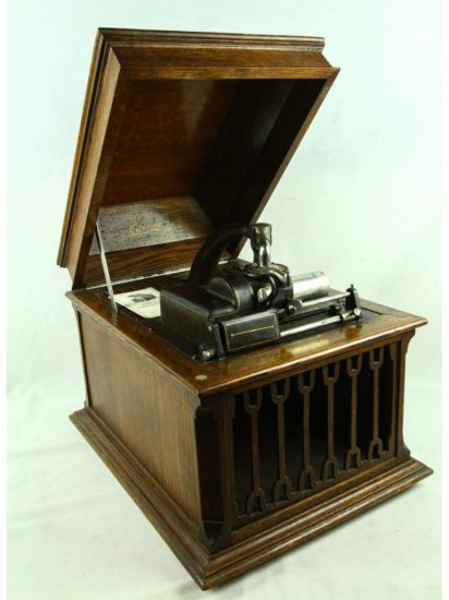 Edison Amberola V Phonograph