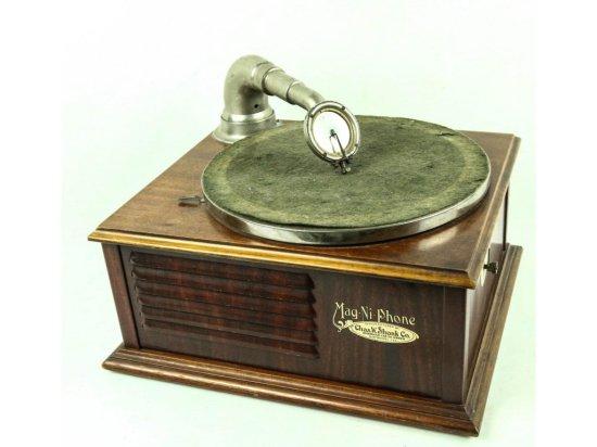 Mag-Ni-Phone Disc Phonograph