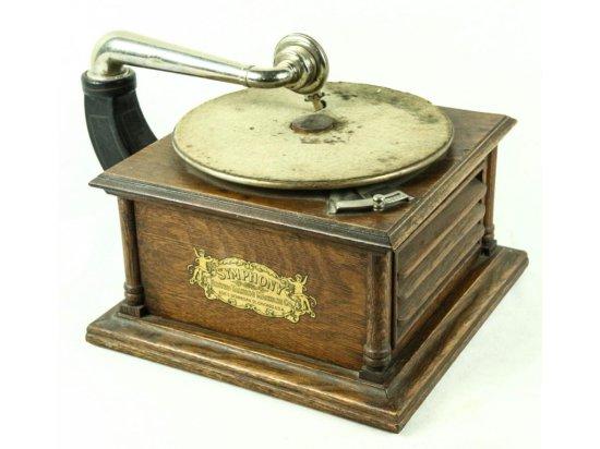 United Talking Machine Disc Phonograph