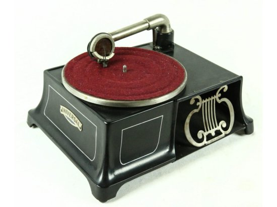 Universal Table Top Disc Phonograph