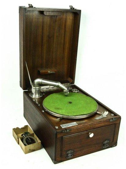 Modernola Modernolette Disc Phonograph