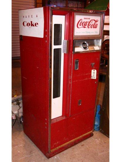 Cavalier Coca-Cola Bottle Machine