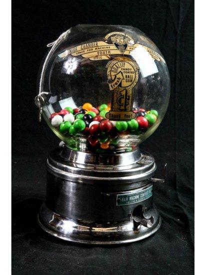 Gumball Machine 1 Cent