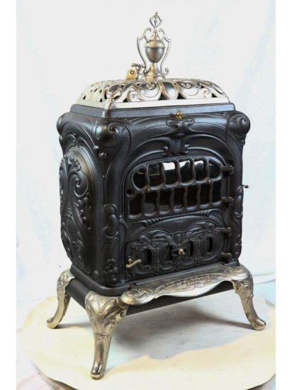 Acme Glory Wehrle Co. Parlor Stove