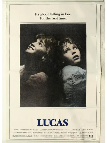 Lucas Movie Poster One Sheet