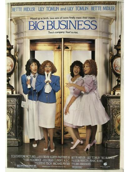 Big Business Movie Poster One Sheet