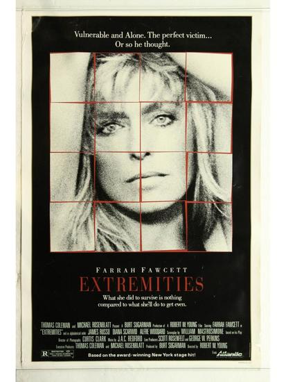 Extremities Movie Poster One Sheet