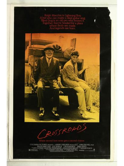 Crossroads Movie Poster One Sheet