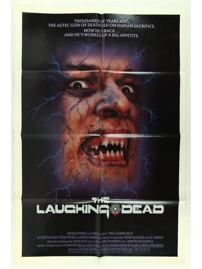 The Laughing Dead Movie Poster One Sheet