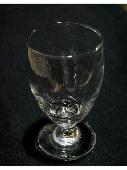 50 Water Goblet Glasses and Dish Racks