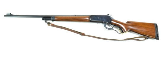 Winchester Model 71 Rifle 348WCF Caliber