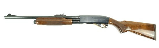 Remington 870 Wingmaster 12G Slug Gun