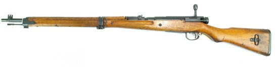 Japanese Model 99 Arisaka 7.7Japanese