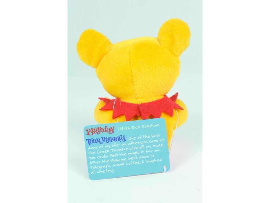 Lot: 5 Grateful Dead Collector Teddy Bears | Proxibid Auctions