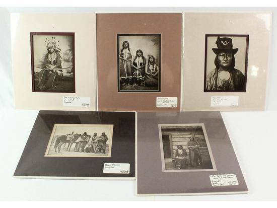 Native American Turn of the Century Photos (5)