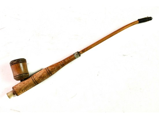Early 1800's Smoking Pipe