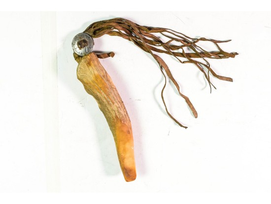 Native American 1800's Quirt