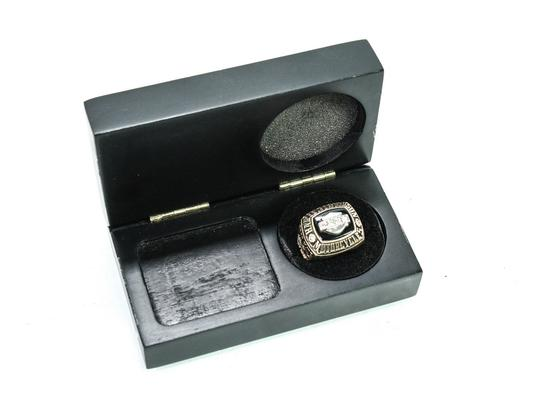 Harley-Davidson 14K Gold Customized Ring