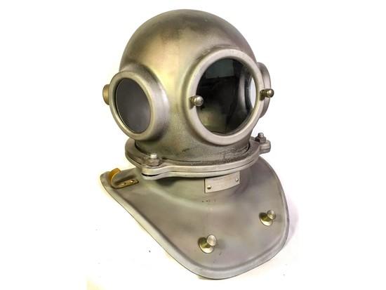 Contemporary Diving Helmet