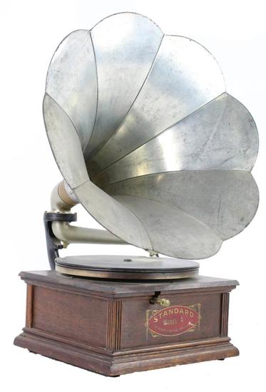 Standard Model A Horn Phonograph