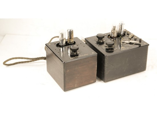 RCA Radiola 3 & Balanced Amplifier