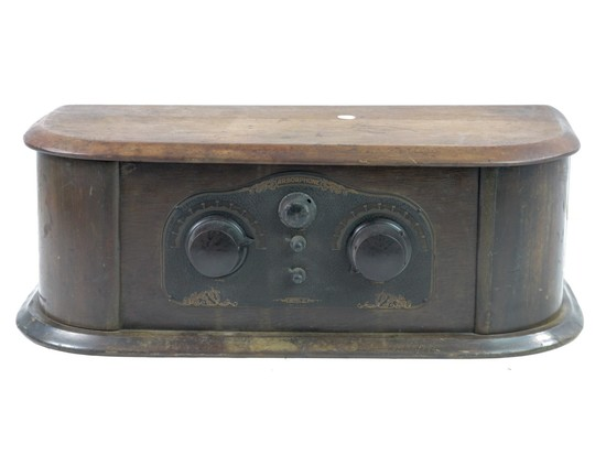 1920's Arborphone Model 27 Tabletop Radio