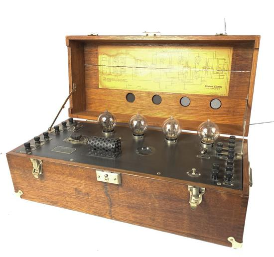 Western Electric 13C Amplifier