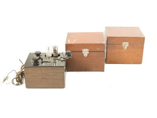 RCA/Westinghouse Battery Radios & Amplifier