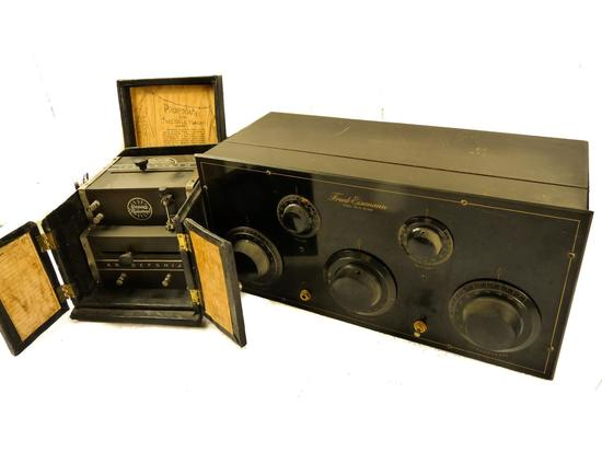 Commerce Radiophone/Freed Eisemann Radios