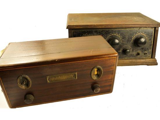 Paradyne & RCA Radiola 16 Battery Radios
