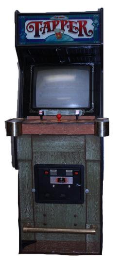 Bally Tapper Arcade Machine