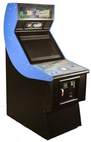 Sega Bass Fishing Challenge Arcade Machine