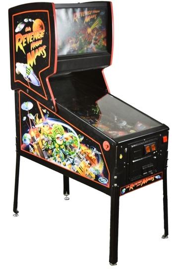 """Bally """"Revenge From Mars"""" Arcade Video Game"""