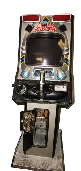 Sega After Burner Arcade Machine