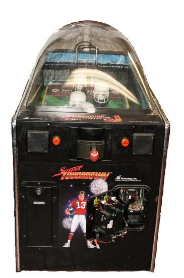 G.L. Tech Super Touchdown Football Arcade Game