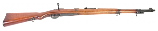 Belgian M1935 Short Rifle 7.65 Argentine Cal