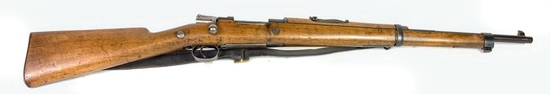 Spanish M1916 Mauser Short Rifle 7mm Mauser Cal