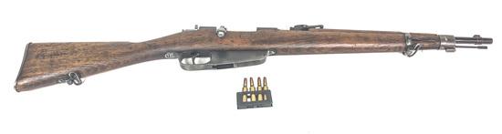 Italian Carcano M91/24 Carbine 6.5 Caliber