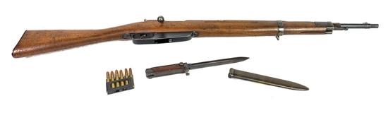 Italian Carcano M38 Carbine 7.35 Caliber