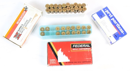 70+ Rounds of 8x50R Lebel Ammunition