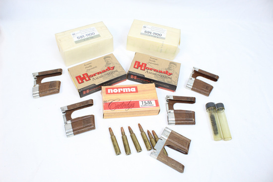 180 Rounds Swiss GP-11 Ammunition