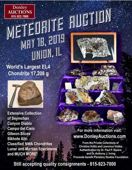 Meteorites & More!