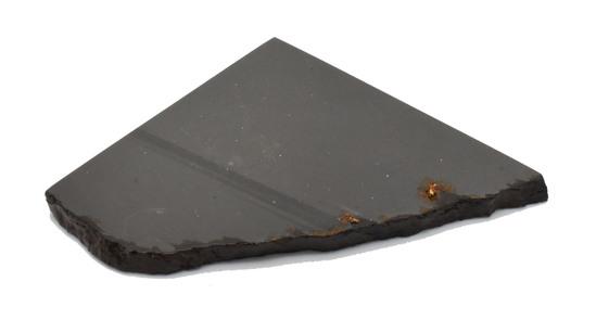 Dumont Iron IVB Meteorite Slice 72.5 grams Slab