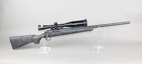 Remington 700 308 Heavy Barrel Rifle