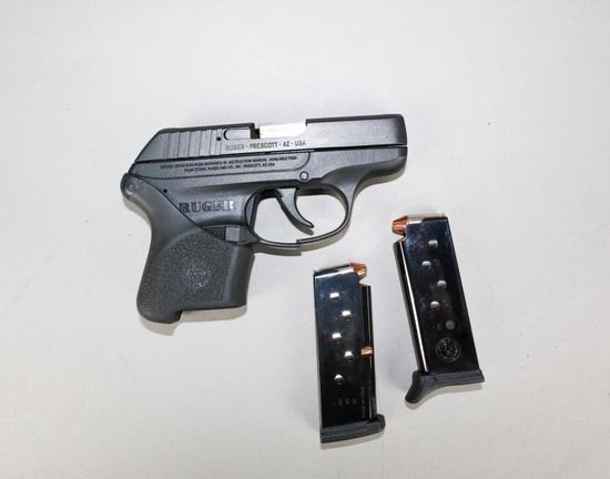 Ruger LCP 380 Caliber