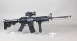 DPMS A15 Rifle 5.56 Decked Out