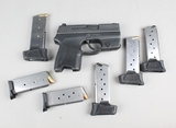 Sig Sauer P290 RS Pistol 9MM