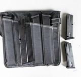 4 High Capacity Magazines for Beretta Pistol